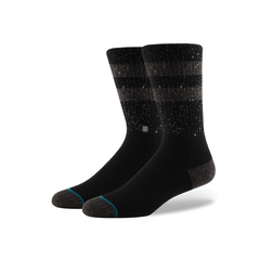 Stance - Banned Men's Socks, Black - The Giant Peach