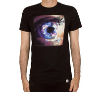 Imaginary Foundation - Stardust Men's Shirt, Black - The Giant Peach