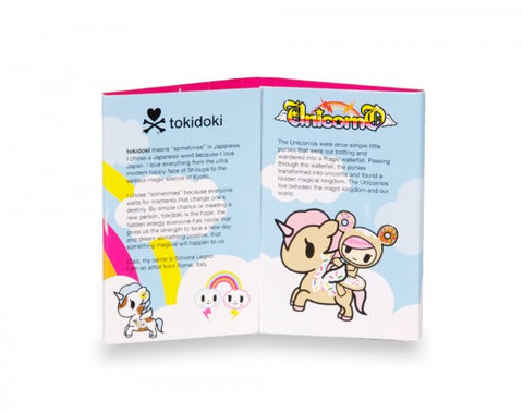 tokidoki - Stellina Unicorno Sticky Note Booklet