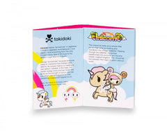 tokidoki - Stellina Unicorno Sticky Note Booklet - The Giant Peach