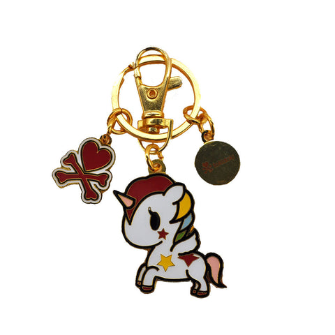 tokidoki  - Stellina Keychain - The Giant Peach