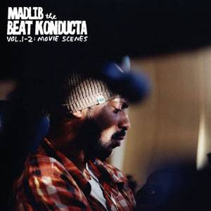 Madlib - Beat Konducta Vol. 1-2: Movies Scenes, CD - The Giant Peach