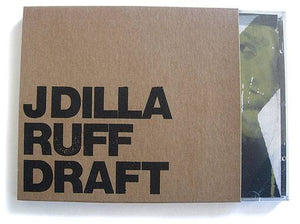 J Dilla - Ruff Draft, 2xCD - The Giant Peach