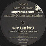 "Supreme Team - Mash's Revenge, 12"" Vinyl - The Giant Peach"