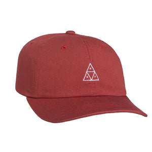 HUF - Stone Wash TT Curve Visor 6 Panel, Rose - The Giant Peach