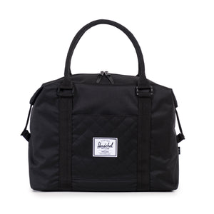 Herschel Supply Co. - Strand Duffle, Black Quilted - The Giant Peach