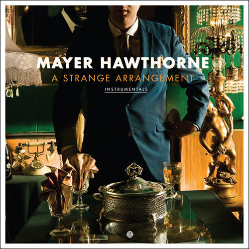 Mayer Hawthorne - A Strange Arrangement (Instrumentals), LP Vinyl - The Giant Peach