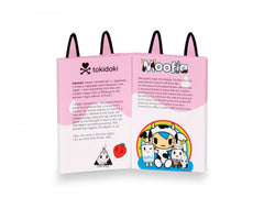 tokidoki - Strawberry Milk Moofia Sticky Note Booklet - The Giant Peach