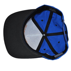 REBEL8 - Strike First Snapback Hat, Royal - The Giant Peach - 3