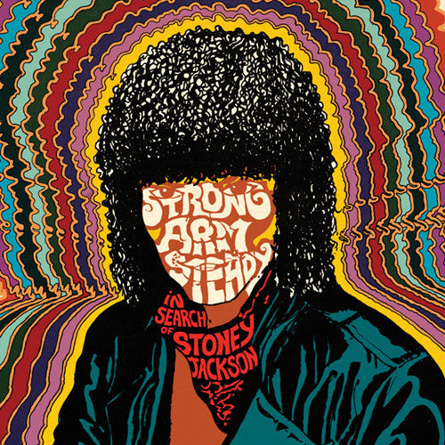 Strong Arm Steady - In Search Of Stoney Jackson, CD - The Giant Peach