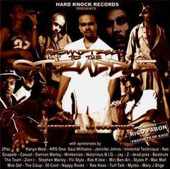 Hard Knock Records Presents - Soundtrack to the Struggle. Mixed CD - The Giant Peach