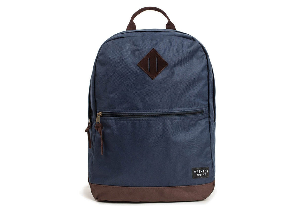 Brixton - Carson Backpack, Slate Blue - The Giant Peach