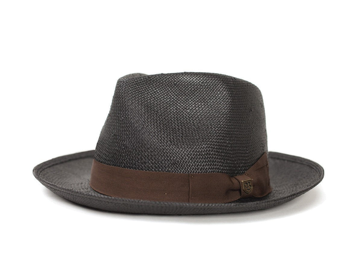 Brixton - Presley Fedora, Black - The Giant Peach - 1
