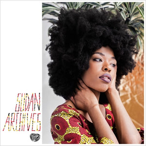 Sudan Archives - Sudan Archives EP Vinyl - The Giant Peach