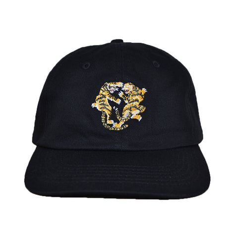 10Deep - Sumatra Snapback, Black - The Giant Peach