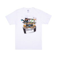 RIPNDIP - The Whole Gang Men's Tee, White
