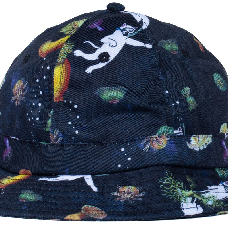 RIPNDIP - Scuba Nerm Bucket Hat, Black