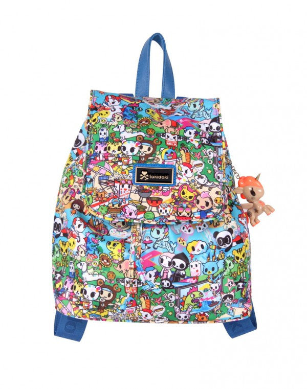 tokidoki - Summer Splash Backpack - The Giant Peach - 1