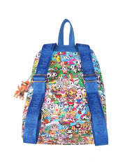 tokidoki - Summer Splash Backpack - The Giant Peach - 2