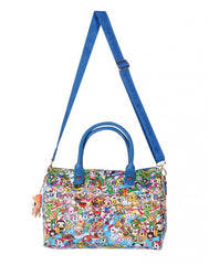 tokidoki - Summer Splash Bowler Bag - The Giant Peach