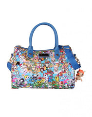 tokidoki - Summer Splash Bowler Bag - The Giant Peach - 1
