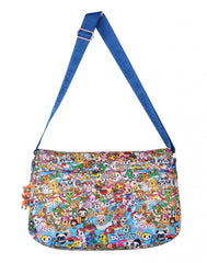 tokidoki - Summer Splash Messenger Bag - The Giant Peach - 3
