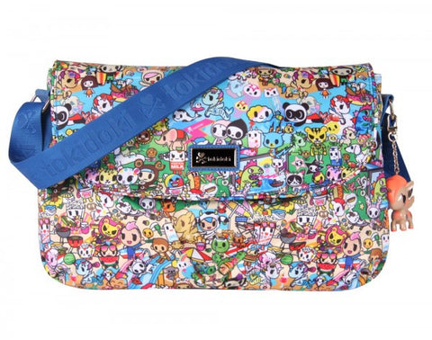 tokidoki - Summer Splash Messenger Bag - The Giant Peach - 1