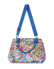 tokidoki - Summer Splash Satchel - The Giant Peach - 3