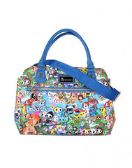 tokidoki - Summer Splash Satchel - The Giant Peach