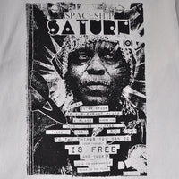 101 Apparel - Sun Ra Saturn Men's Shirt, Cement