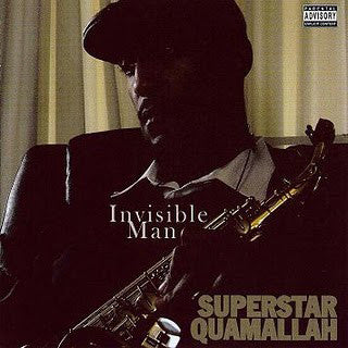 Superstar Quamallah - Invisible Man, CD - The Giant Peach