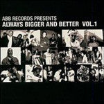 ABB Presents - Always Bigger & Better Volume 1, CD - The Giant Peach