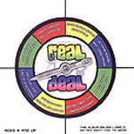 V/A - Real Deal, CD - The Giant Peach