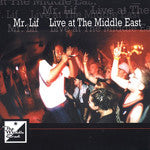 Mr. Lif - Live At The Middle East, CD