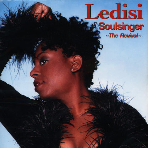 Ledisi  - Soulsinger  The Revival, CD