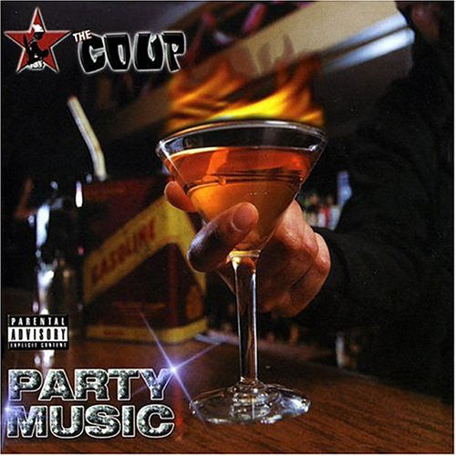 The Coup - Party Music, CD - The Giant Peach