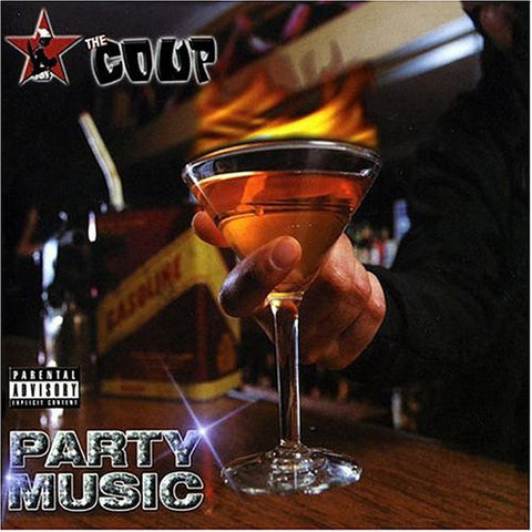 The Coup - Party Music, CD
