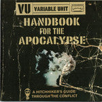 V.U. (VARIABLE UNIT) - Handbook For The Apocalypse, 2XLP Vinyl