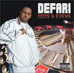 Defari - Odds And Evens, CD - The Giant Peach