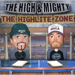 The High & Mighty - The Highlite Zone, CD - The Giant Peach