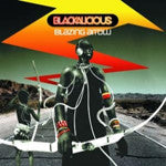 Blackalicious - Blazing Arrow CD - The Giant Peach