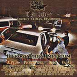 Souls of Mischief - Trilogy: Conflict, Climax, Resolution, CD - The Giant Peach