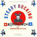 Romanowski - Steady Rocking EP, CD - The Giant Peach