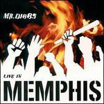 Mr. Dibbs - Live In Memphis, CD - The Giant Peach