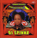 DJ Spinna - Heavy Beats Volume 1, CD - The Giant Peach