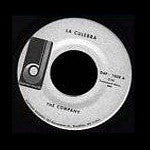 "The Company - La Culebra,  7"" Vinyl - The Giant Peach"
