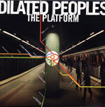 Dilated Peoples - The Platform CD - The Giant Peach