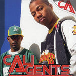 "Cali Agents - Sharp, 12"" Vinyl - The Giant Peach"