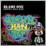 Blame One - Grown Man Rap EP, LP Vinyl - The Giant Peach