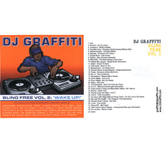 DJ Graffiti - Bling Free Volume 2, CD - The Giant Peach